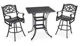 Click here for enlargement of the Bistro Table.